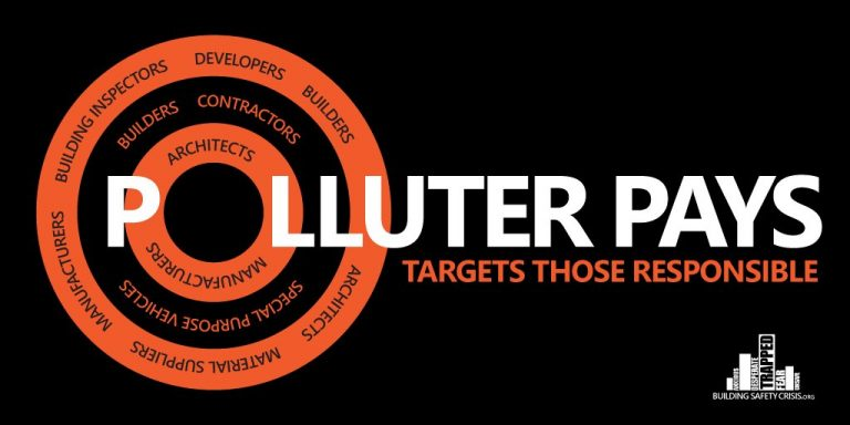 PRESS RELEASE – POLLUTER PAYS BILL
